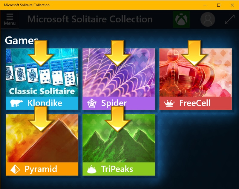 microsoft solitaire collection not downloading