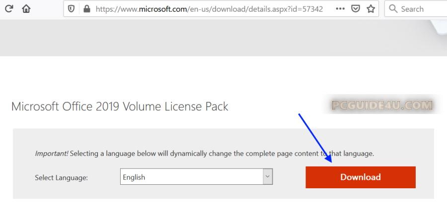 Download Microsoft Office Professional Plus 2019 Full Ver Pcguide4u